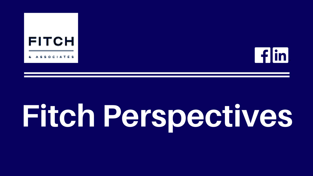 Fitch Perspectives Archives - Fitch and Associates : Fitch
